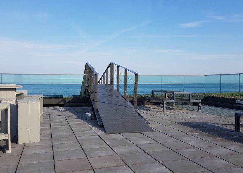 brug aan zee fort