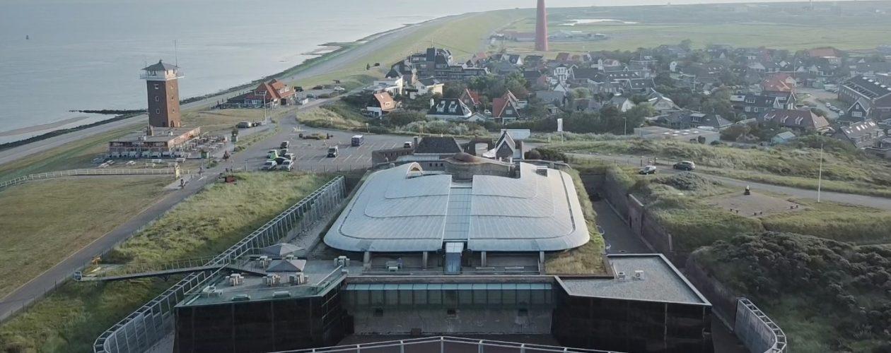 Werken op Fort Kijkduin